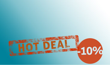 Angebot Hotel Hot deal