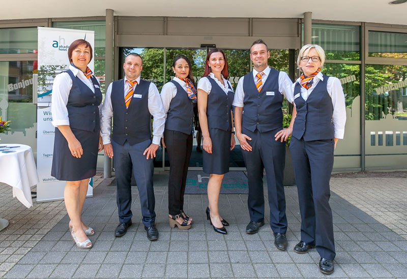 Our Team at Akademie Hotel